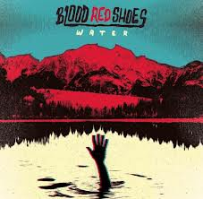 blood red shoes water album
