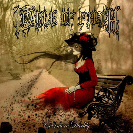 cradle of filth evermore darkly