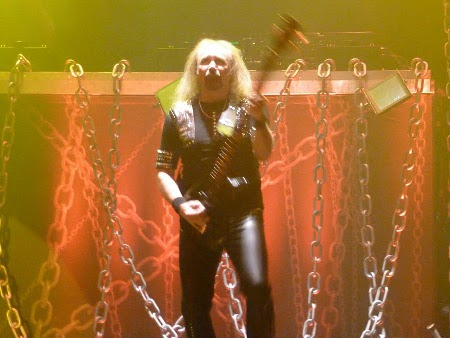 richie faulkner judas priest