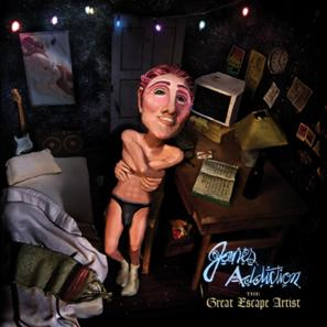 janes addiction the great escape artist