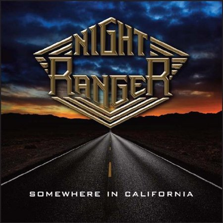 night ranger somewhere in california