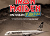 iron maiden on board flight 666