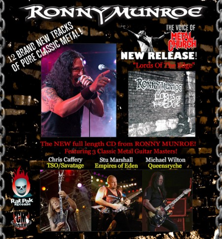 ronnie munroe lords of the edge
