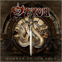 saxon hammer of the gods