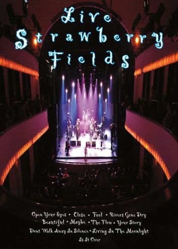strawberry fields live dvd