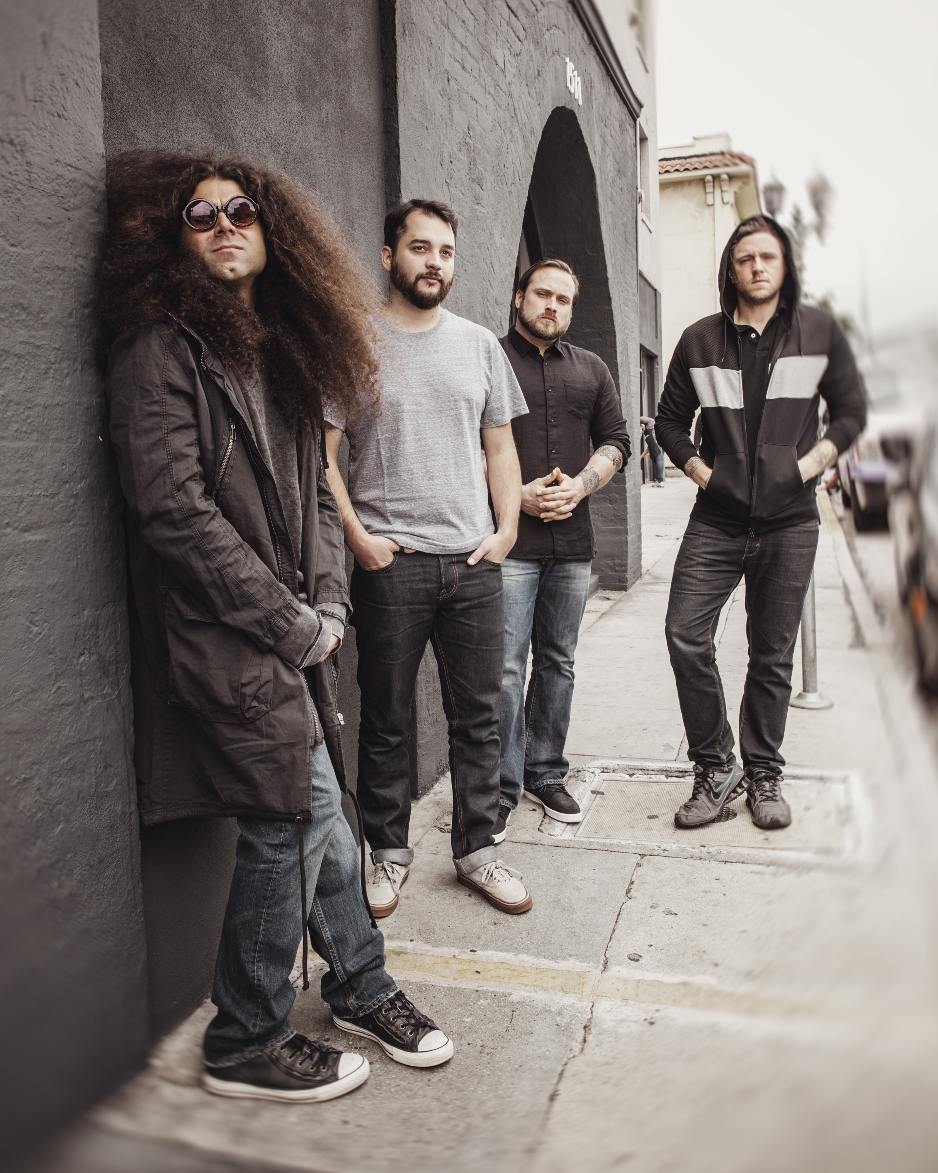 Coheed and cambria to play latest neverender incarnation in multi dimensional progressive rock band coheed and cambria are set to play landmark concept album good apollo im burning star iv in its entirety at two kristyandbryce Choice Image