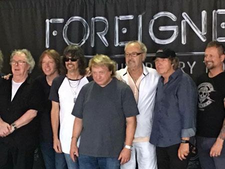 Lou Gramm Band Tour