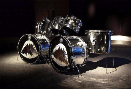 Mot 246 Rhead Drummer Philthy Animal Taylor S Kit Up For Auction
