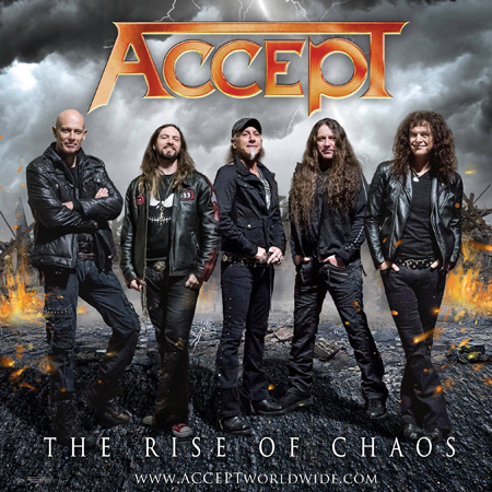 Accept - Win Tickets To See The German Legends Live On Their
