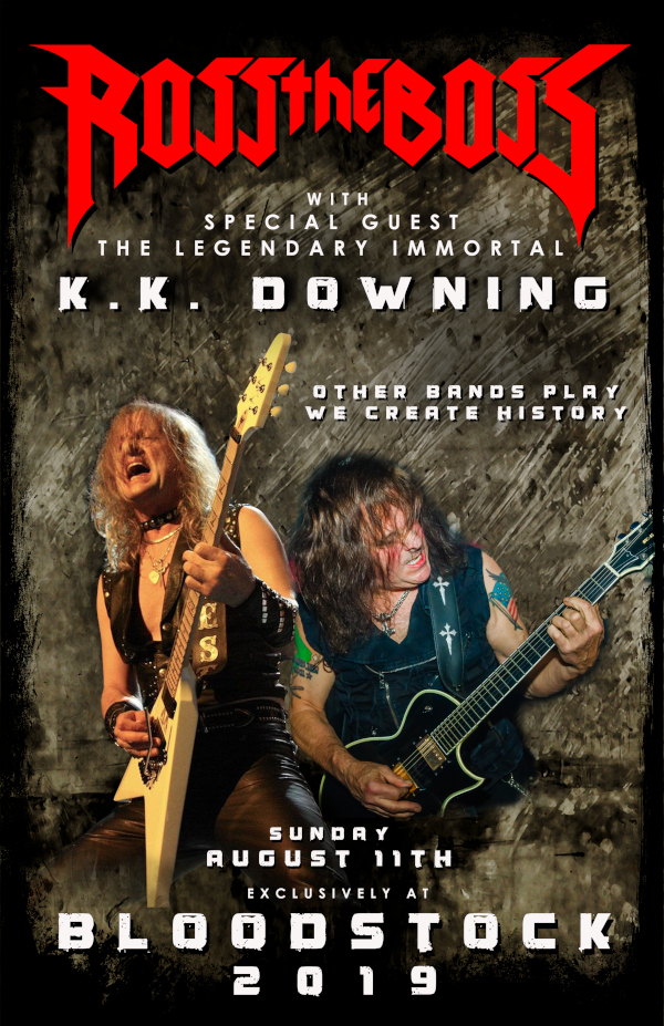kk downing ross the boss