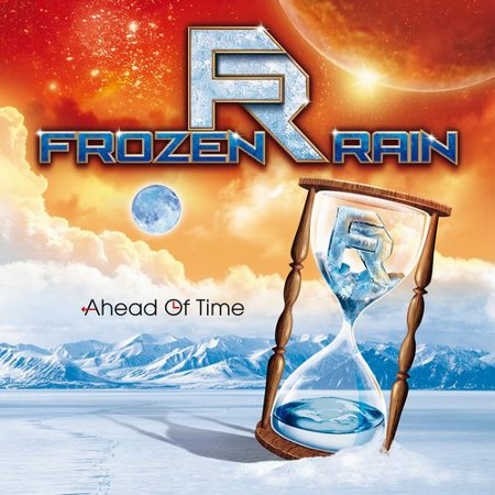 frozen rain ahead of time