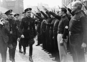 Chris Dale's Metal Meltdown: London Venue's Nazi Past?