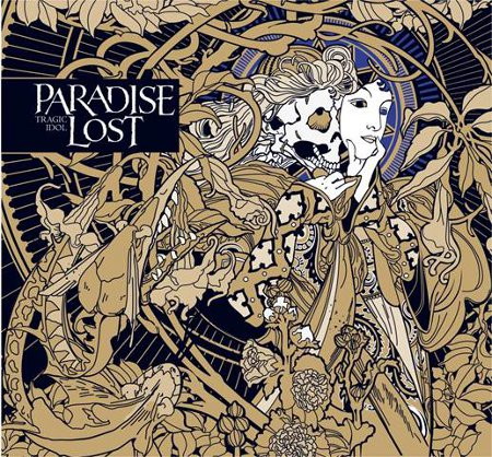 paradise lost tragic idol