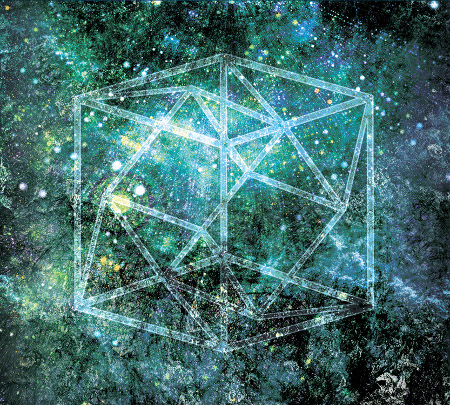 tesseract perspective