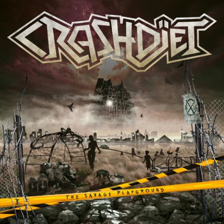 crashdiet the savage playground