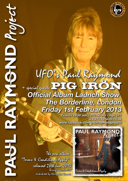 paul raymond pig iron