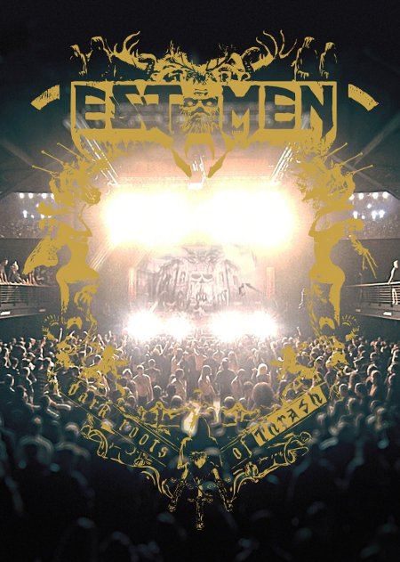 Testament – Dark Roots Of Thrash [DVD9]