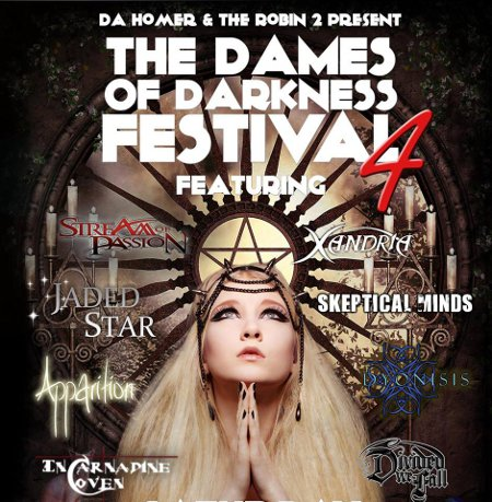 dames of darkness