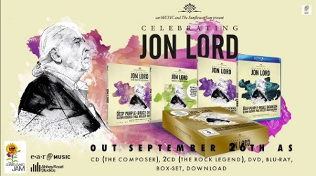 jon lord sunflower jam