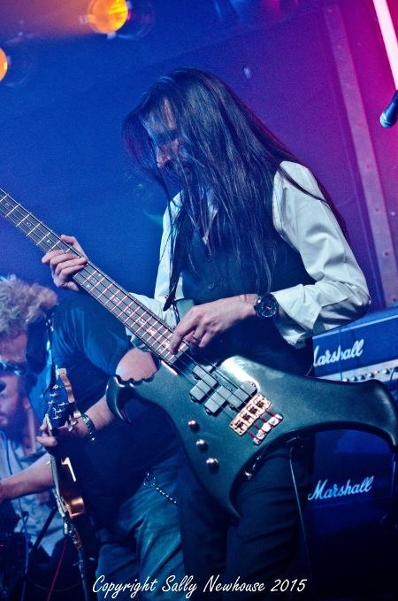 Judas Priest And Uriah Heep Members In All Star Metalworks