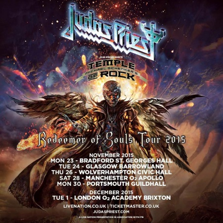 Judas Priest 2016 Tour : judas priest announce uk tour with michael schenker 39 s temple of rock as support ~ Russianpoet.info Haus und Dekorationen