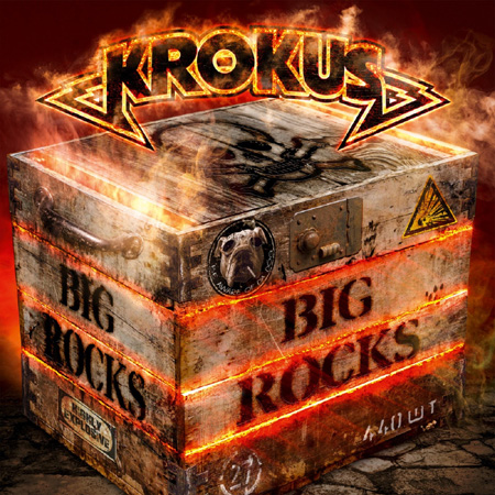Krokus plug in the jukebox with some smoking big rocks for Classic house music albums
