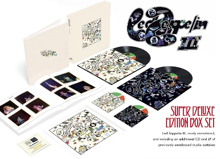 led zep box set