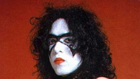 chris dale undiscovered kisstory. Paul Stanley ...
